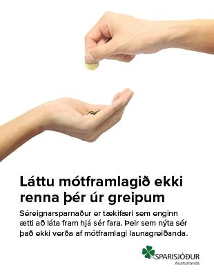 SparAust Lífeyrissparnaður