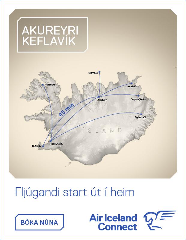 AIC Akureyri Keflavík 2019