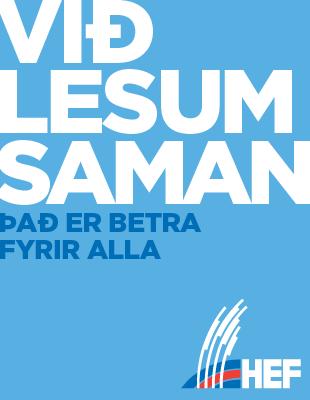 HEF - lestur - Viðbót