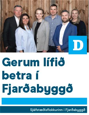Sjálfstæðisflokkurinn í Fjarðabyggð