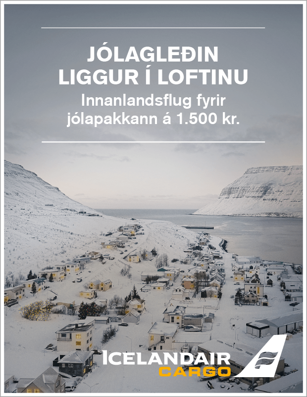 AIC Jólafrakt 2019