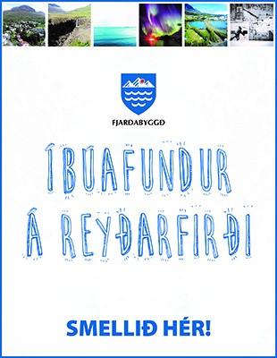 Fjarðabyggð Íbúafundur Reyðarfjörður 2