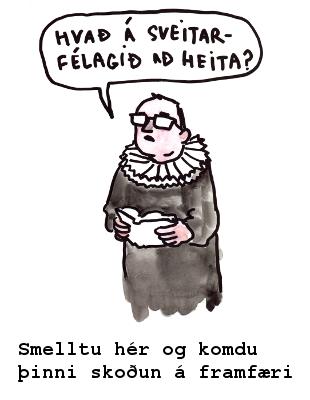 Hvað á barnið að heita?