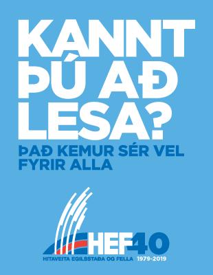 HEF - lestur