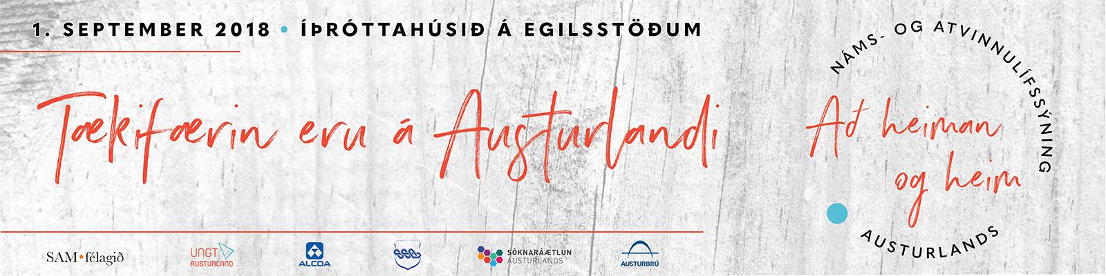 Ungt Austurland: Náms- og atvinnulífssýning